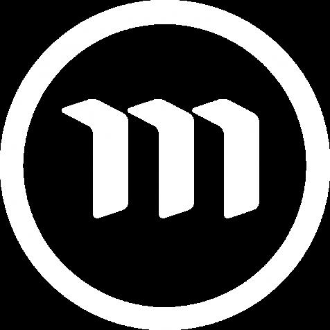 mastervending logo wit