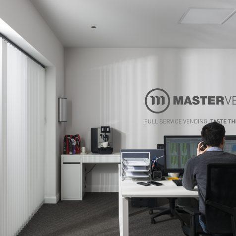 Mastervending full service