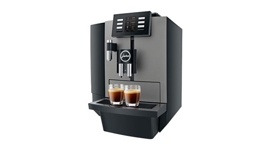 coffee machine JURA-X6-ws-2